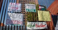 Acoso y ocupación militar israelí en Palestina