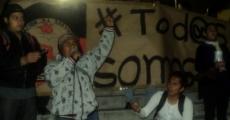 Solidaridad del FPDT con las presas políticas del 1Dmx, en el penal de Santa Martha Acatitla 05-dic-2012